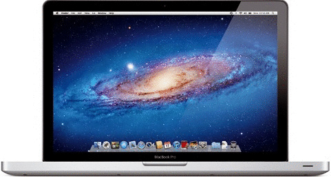 Apple MacBook Pro 15.4 (Glossy) 2.4 GHz Intel Core i7 4 GB RAM 750 GB HDD (5400 U/Min.) [Late 2011]