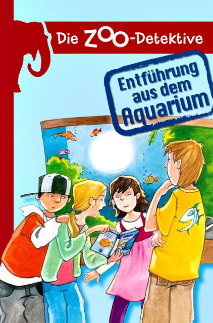 Die Zoo-Detektive - Entführung aus dem Aquarium...
