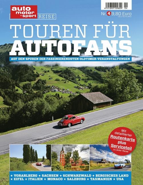auto motor und sport Bookazine 04 Touren für Au...