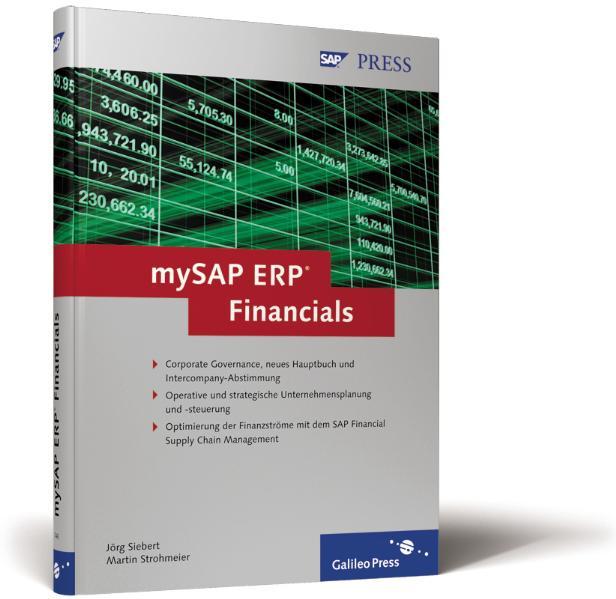 mySAP ERP Financials (SAP PRESS) - Jörg Siebert