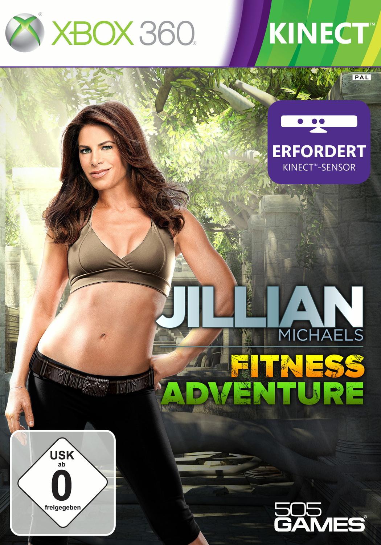 Jillian Michaels Fitness Adventure [Kinect erforderlich]
