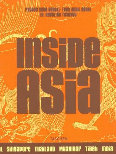 Inside Asia 1: Tibet, Nepal, India, Sri Lanka, ...