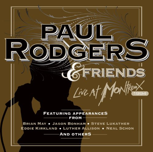 Paul Rodgers - Live at Montreux 1994
