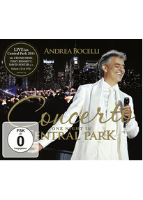 Andrea Bocelli - Concerto:One Night in Central Park (Ltd.Deluxe)