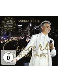 Andrea Bocelli - Concerto:One Night in Central Park (Ltd.Deluxe)