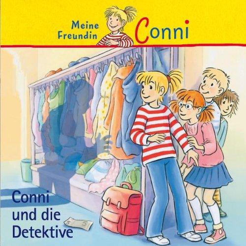 Conni - 33: Conni und die Detektive