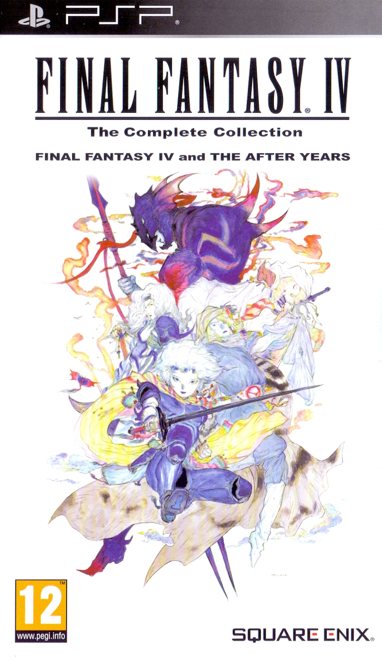 Final Fantasy IV: The Complete Collection [Inte...