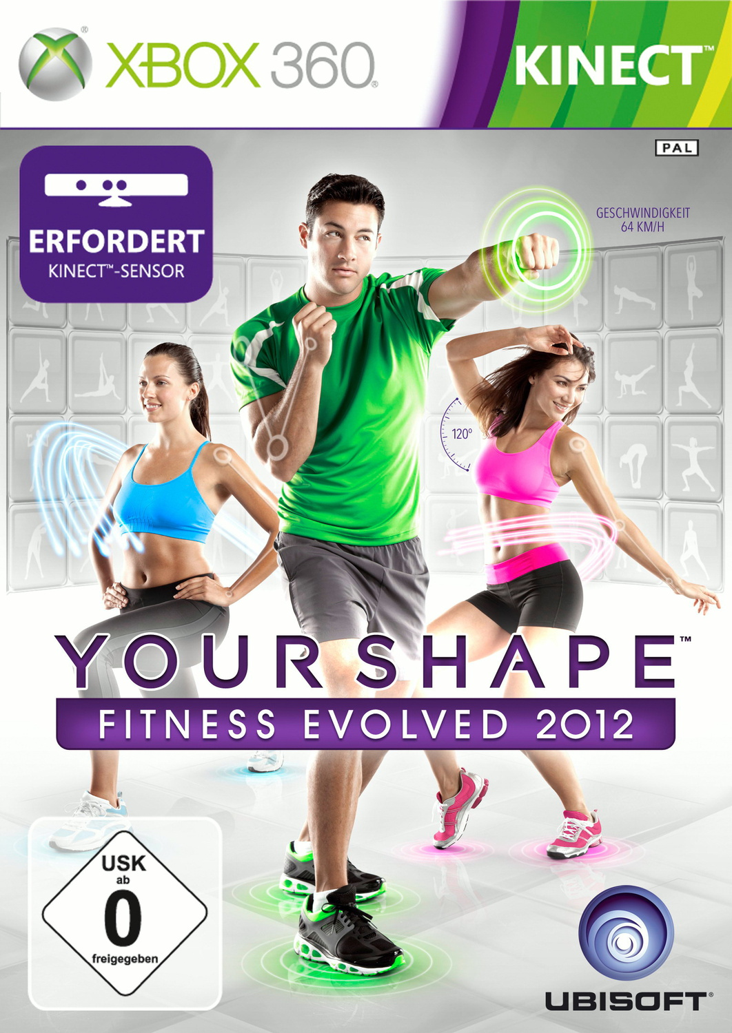 Your Shape: Fitness Evolved 2012 [Kinect erford...