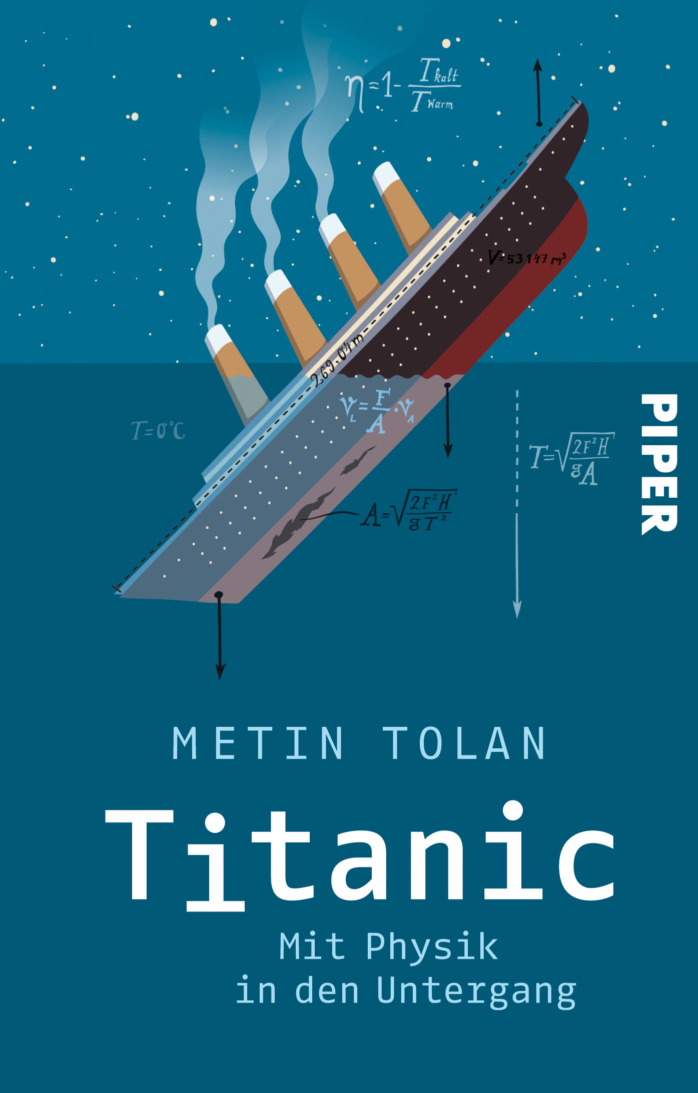 Titanic: Mit Physik in den Untergang - Metin Tolan