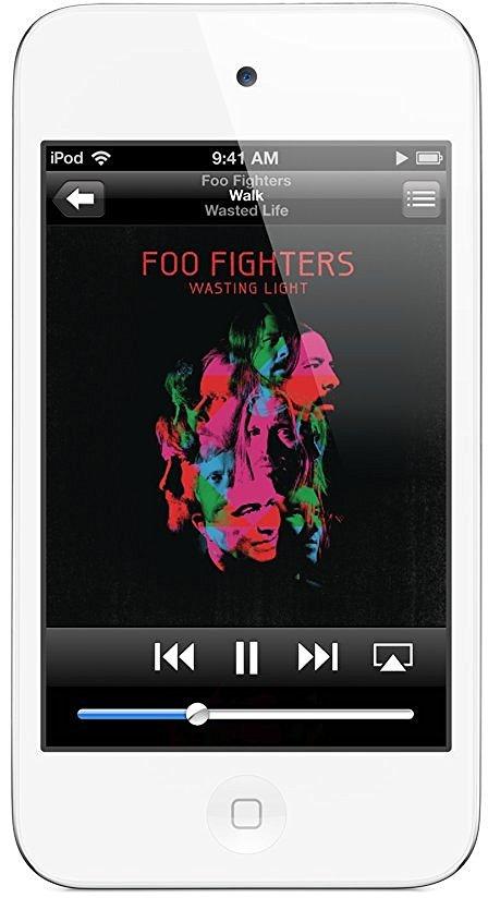 Vorschaubild von Apple iPod touch 4G 32GB weiß