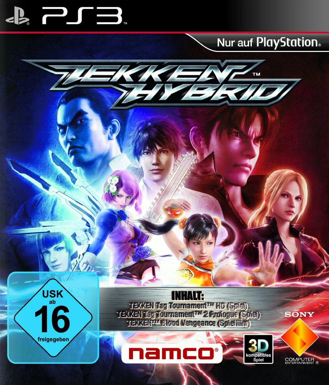 Tekken Hybrid [Games and Movie Bundle]