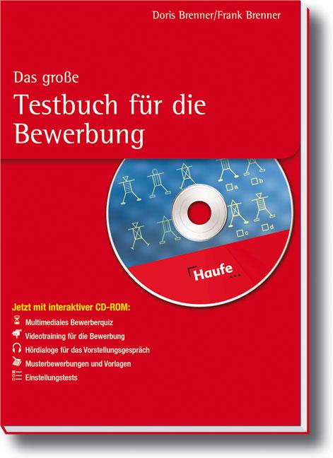 Das große Testbuch für die Bewerbung - Doris Br...
