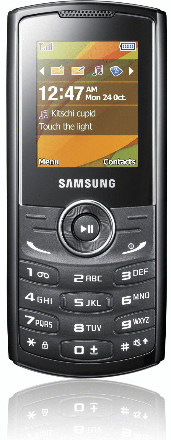 Samsung E2230 schwarz