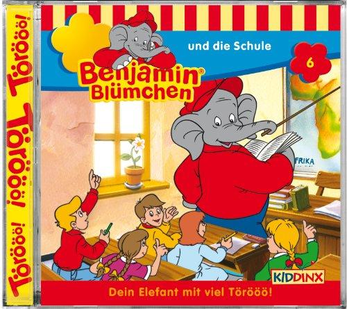 Benjamin Blümchen - Benjamin Blümchen 006 und die Schule