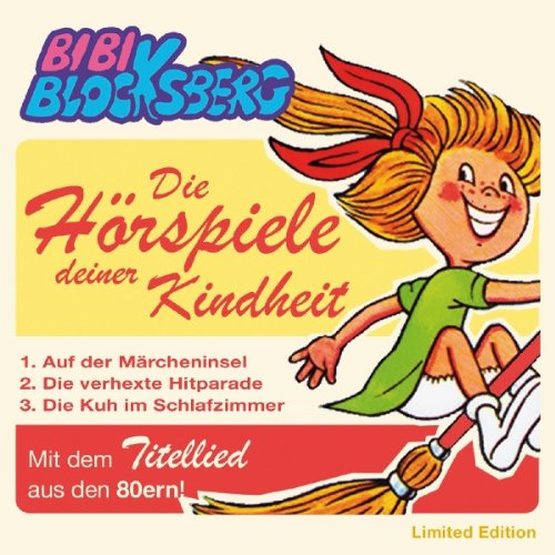 Bibi Blocksberg - Bibi Blocksberg 3 CD - Nostalgie Box