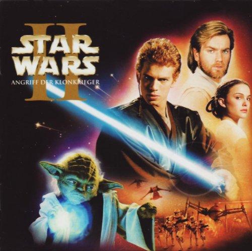 Star Wars - CDs: Star Wars, Episode 2, Der Angriff der Klonkrieger, 1 Audio-CD - Joachim Kerzel