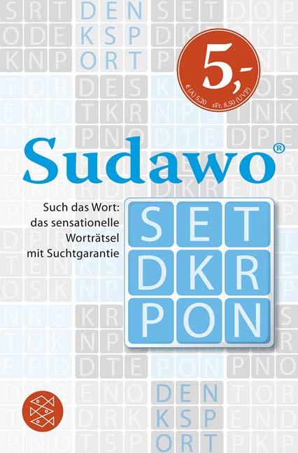 Sudawo: Such das Wort: das sensationelle Worträtsel mit Suchtgarantie - unbekannt