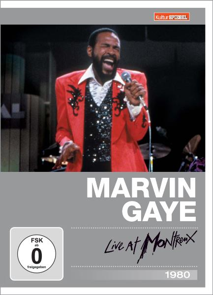 Marvin Gaye - Live in Montreux 1980 (Kulturspie...