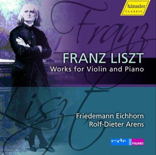 Friedemann Eichhorn - Werke für Violine und Klavier