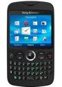 Sony Ericsson txt schwarz