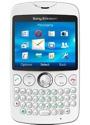 Sony Ericsson txt weiß