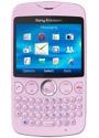 Sony Ericsson txt rosa