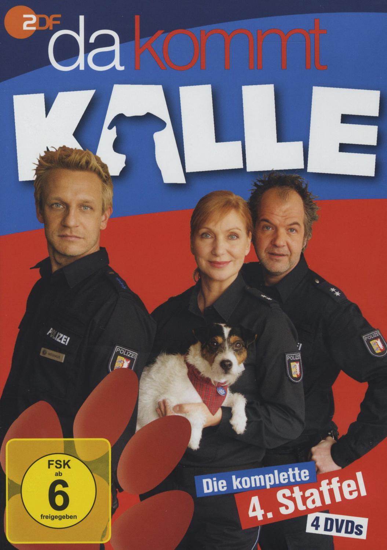 Da kommt Kalle Vol. 4 [4DVD´s]