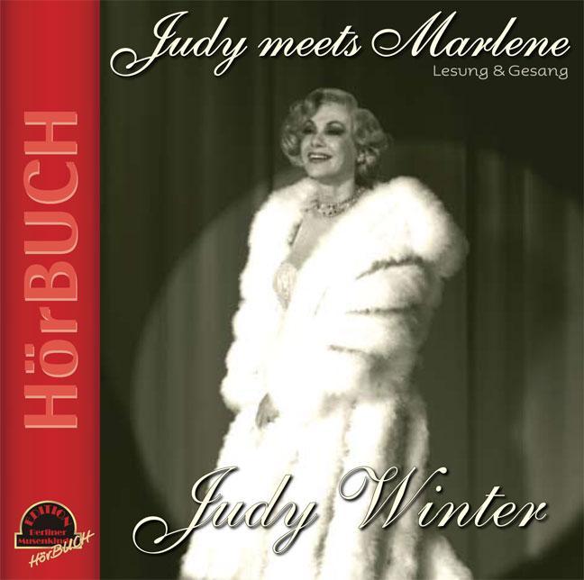 Judy meets Marlene, 1 Audio-CD - Judy Winter