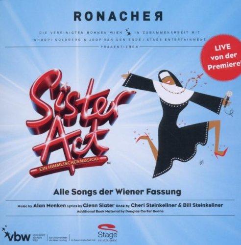 Original Cast Musical - Sister Act (Wiener Fass...