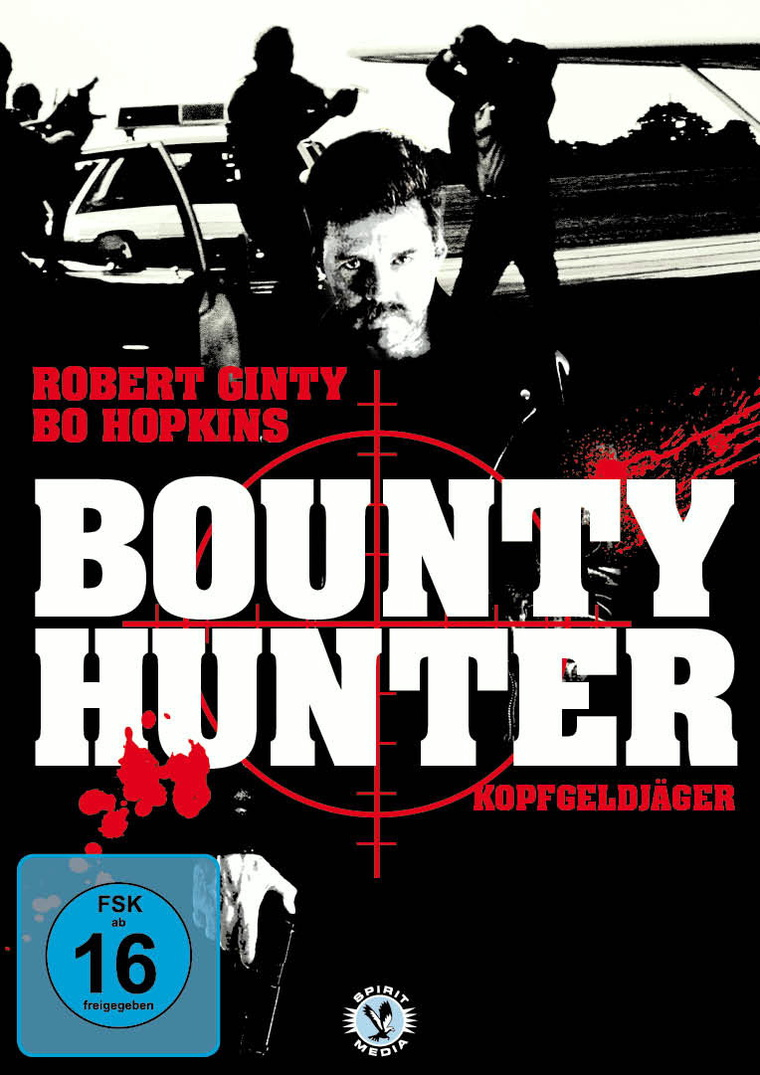 Bounty Hunter - Kopfgeldjäger