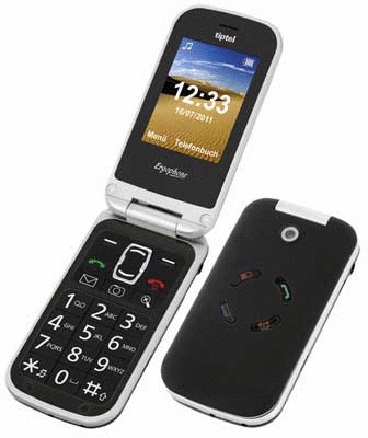 Tiptel 6020 Ergophone