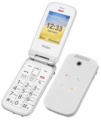 Tiptel 6021 Ergophone