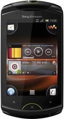 Sony Ericsson Live with Walkman schwarz