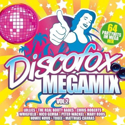 Various - Discofox Megamix Vol.2