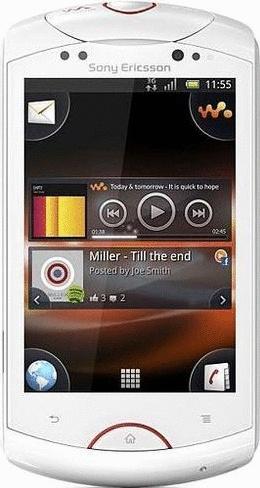 Sony Ericsson Live with Walkman weiß