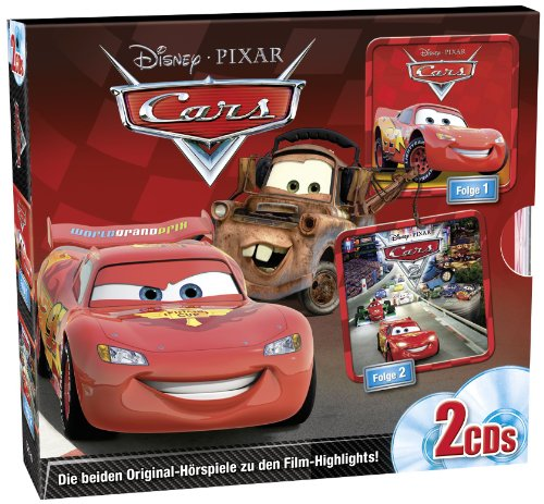 Walt Disney - Disney´s Cars Box (Folge 1 und 2)