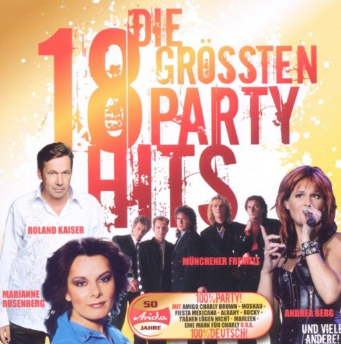 Various - Die 18 Größten Party Hits