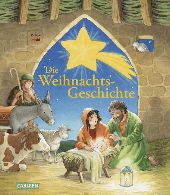Die Weihnachtsgeschichte - Anna Taube