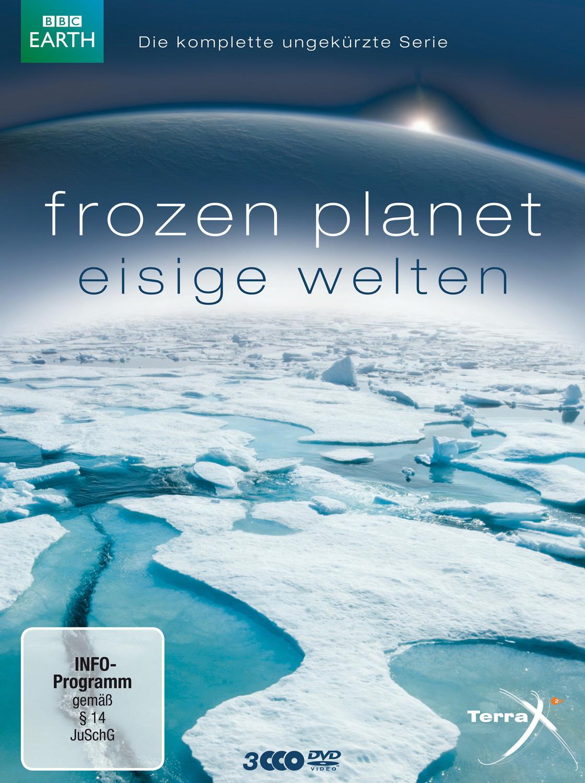 BBC Earth: Frozen Planet - Eisige Welten [3 DVDs]