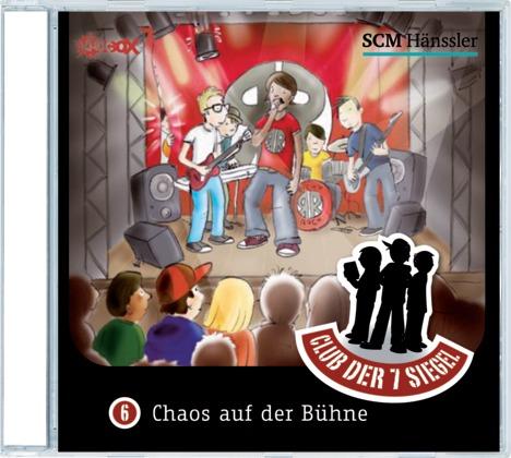 Chaos auf der Bühne/6 - Christian Mörken