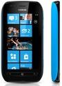 Nokia Lumia 710 schwarz cyan