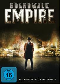 Boardwalk Empire - Die komplette erste Staffel