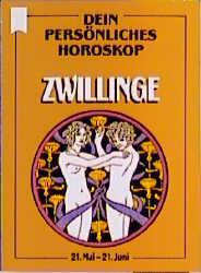 Zwillinge Dein persönliches Horoskop Mini Heyne