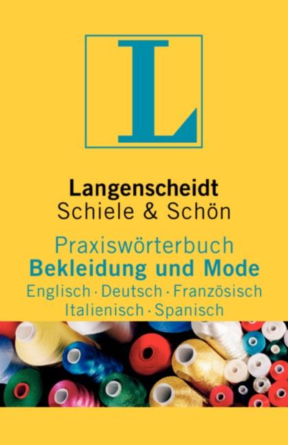 Langenscheidt Praxiswörterbuch Bekleidung und M...