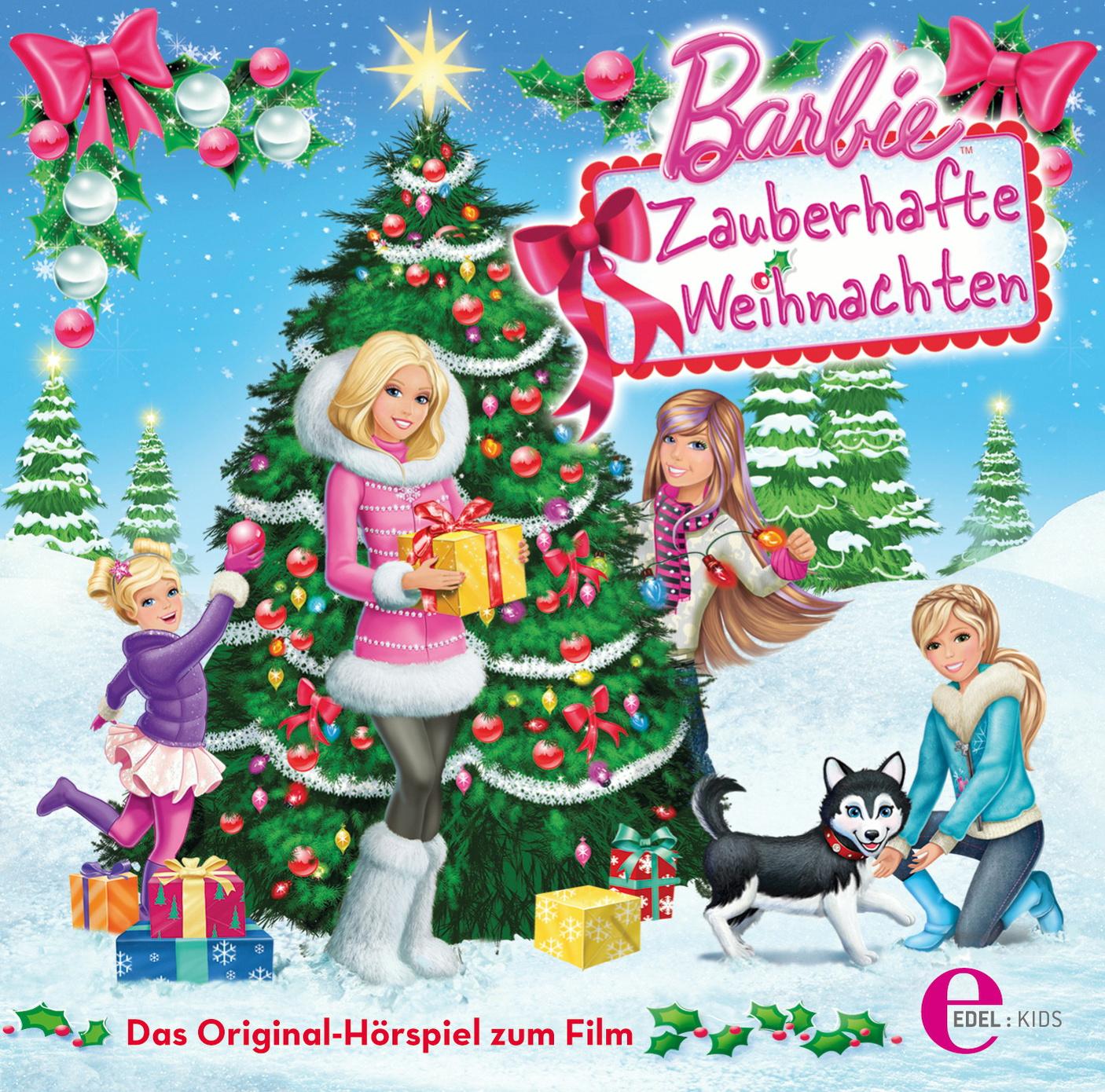 Barbie - Hsp Z Film Zauberhafte Weihnachten