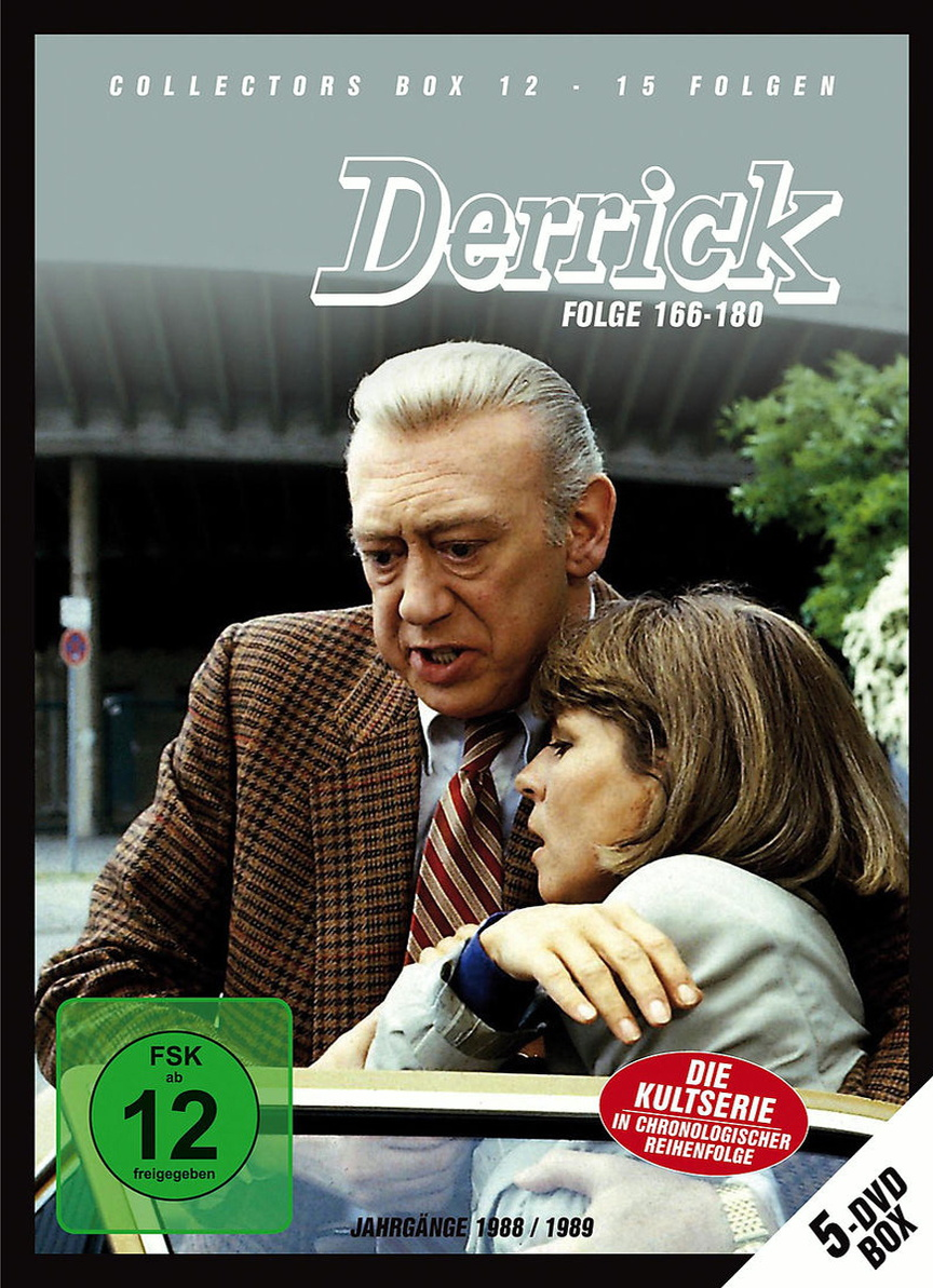 Derrick - Collector´s Box 12 [5 DVDs]