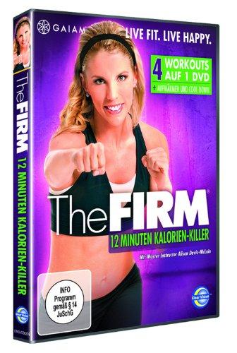 Gaiam: The Firm - 12 Minuten Kalorien-Killer
