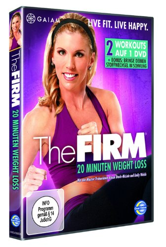 Gaiam: The Firm - 120 Minuten Weight Loss
