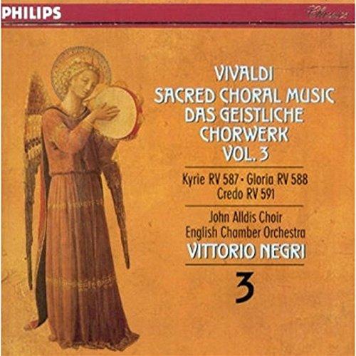 John Alldis Choir - Geistliche Musik Vol.3