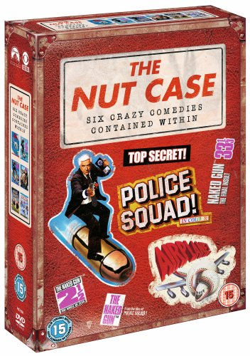 Airplane/Top Secret/Police Squad - Airplane, To...